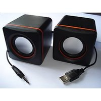 Maxicom USB Multimedia Laptop Speakers Model-e02