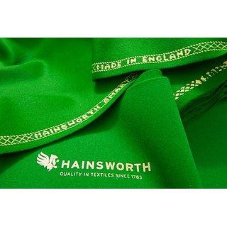 21 balls cloth hainsworth smart-tournament cloth