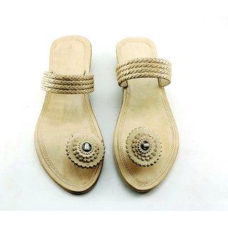 Jsm Casual Leather Heels Footwear Jsmkc0073