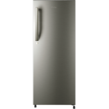 Haier 195 L Single Door Refrigerator (Silver Vivid) - HRD 2157BS-R/1954 BS-R