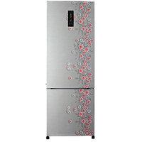 Haier 345 L Double Door Refrigerator - HRB-3654PSL-R ( Silver Liana)