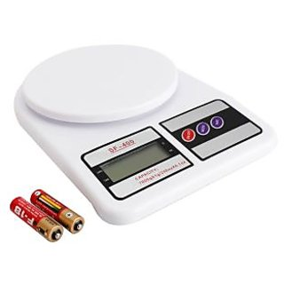 Portable 10Kg Electronic Digital Kitchen Weighing Scale 1