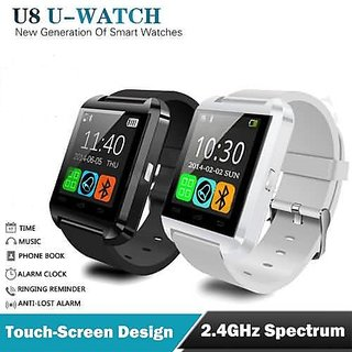 Travel Watch Bluetooth Smart Watch For Android And IOS Smart Phones / Fitness Watch - Assorted Colors Strictly