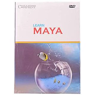 Learn Maya Dvd Comprint