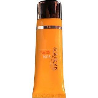 Avon Solutions Sun Uv Protective Lotion - Spf 40 Pa+++ (75 G)