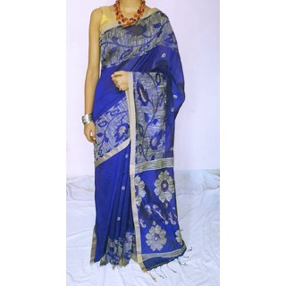 Exclusive Handmade Bengal Handloom Saree