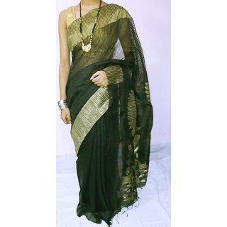 Exclusive Handmade Bengal Handloom Saree