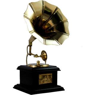 Antique Mini Model Gramophone