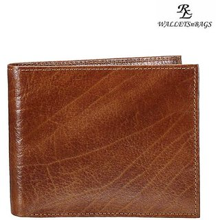 WalletsnBags Aristocrat Mens Wallet - Brown (W 18)