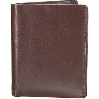 Note Sleeve Mens Wallet - Brown (W -30)