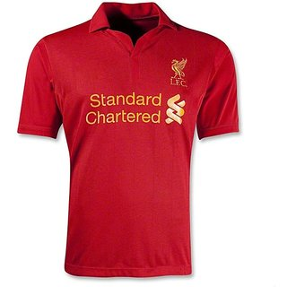 Navex Footbal Jersey Club LIVERPOOL Short Sleeve Ket L