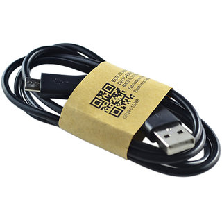 Micromax Canvas Evok USB Data Cable Black