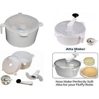 CPEX Atta Maker Machine with Free Measuring Cups
