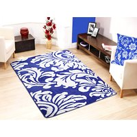 Saral Home Premium Quality Decorative Tufted Micro Polyester Carpet -120x180 Cm