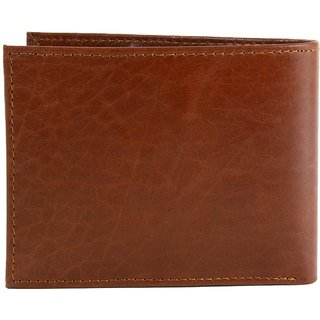 Mens Leather Wallets - Brown