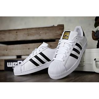 Casual Superstar Unisex White Shoes
