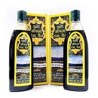 Vaadi Herbals Amla Cool Oil With Brahmi  Amla Extract Pack Of 2(100mlX2)