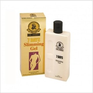 DR. James 7 Days Slimming Gold Gel