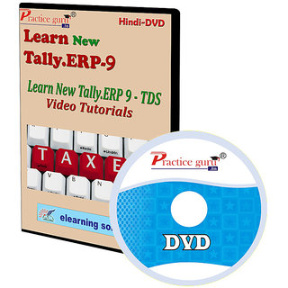 Tally.ERP 9 Financial Accounting Video Tutorial: Buy Tally.ERP 9 ...