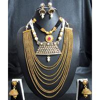 Bajirao Mastani Mangalsutra Necklace Set