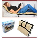 Remote Control Full Body Massager Massage Mat Bed