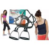 Men And Women Toning Tube Resistance Tube Exercise