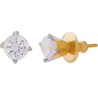 Sheetal Jewellery Gold Plated Earrings- SER12 TD-3564