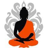 Chipakk Buddha 3- Black (Small)