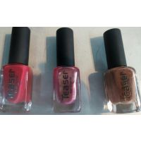 Teaser Nail Paint Pack Of 3  10ml Each