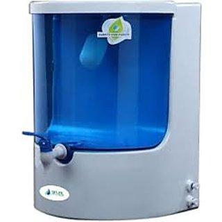 Aqua Dolphin 10 L RO + UV +UF Water Purifier in While/Blue Colour