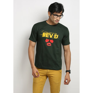 Weardo Bev D Round Neck Men's T-Shirt