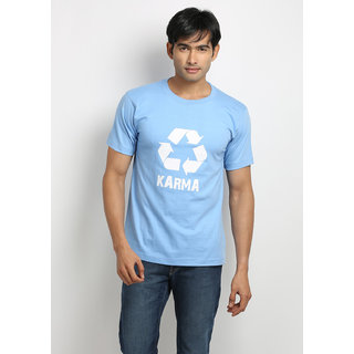 Weardo Karma Round Neck Men's T-Shirt