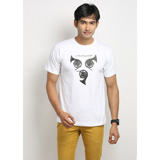 Weardo Horny Round Neck Men's T-Shirt