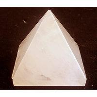 Rose Quartz Pyramid (30 X 30 MM)