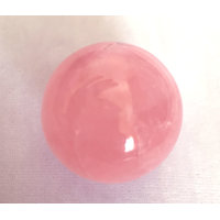 Rose Quartz Ball - 50 MM