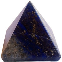 Lapis Lazuli Pyramid (28 X 30 MM)