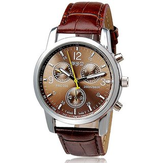 Toopoot Reloj Hombre 2016 Casual Quartz-watch Luxury Brand PU Leather Mens Analog Watch Watches Relogio Feminino Top Fas