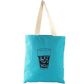50%off Campus Sutra Women Casual Blue Jute Sling Bag CSLJBKADTE cd51b4c8dd319