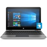 HP Pavilion 13-U004TU 13.3-inch Laptop (Core i3-6100U/4GB/1TB/Windows 10 Home/Integrated Graphics), Natural Silver by HP