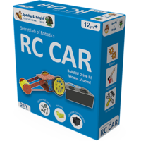 Secret Lab Of Robotics - RC Car