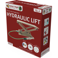 Secret Lab Of Hydraulics - Lift