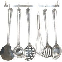 6 Pcs Kitchen Tool Set With Rack (4825)
