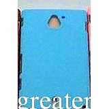 Hard Shell Back Case Cover For Sony Xperia Sola MT27i - Blue