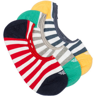 Red Tape Stylish Multi Color Socks