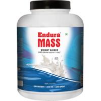 Endura Mass Vanilla 3 Kg.