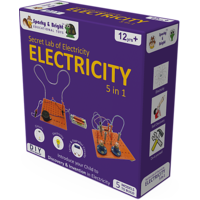 Secret Lab Of Electricity - 5 In 1
