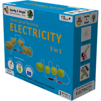 Secret Lab Of Electricity - 3 In 1