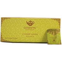 Goodwyn Classic Assam Enveloped Tea Bags (100 Pcs), 200 Gm