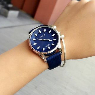 Classic 2016 New Fashion Simple Style Top Famous Luxury Brand Quartz Watch Women Casual Leather Watches Hot Clock Reloj