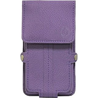 Jo Jo Pouch for ZTE Avid Plus (Purple)